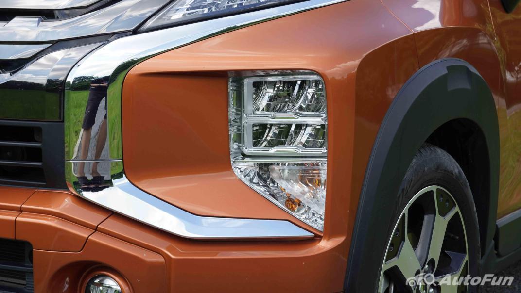2020 Mitsubishi Xpander 1.5 Cross AT Exterior 015