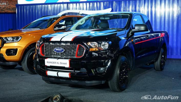 2021 Ford Ranger XL Street Exterior 009