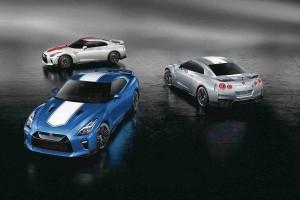 New 2019 Nissan GT-R 50th Anniversary รุ่นตกแต่งพิเศษ หาซื้อได้ในราคา 11.3 ล้านบาท