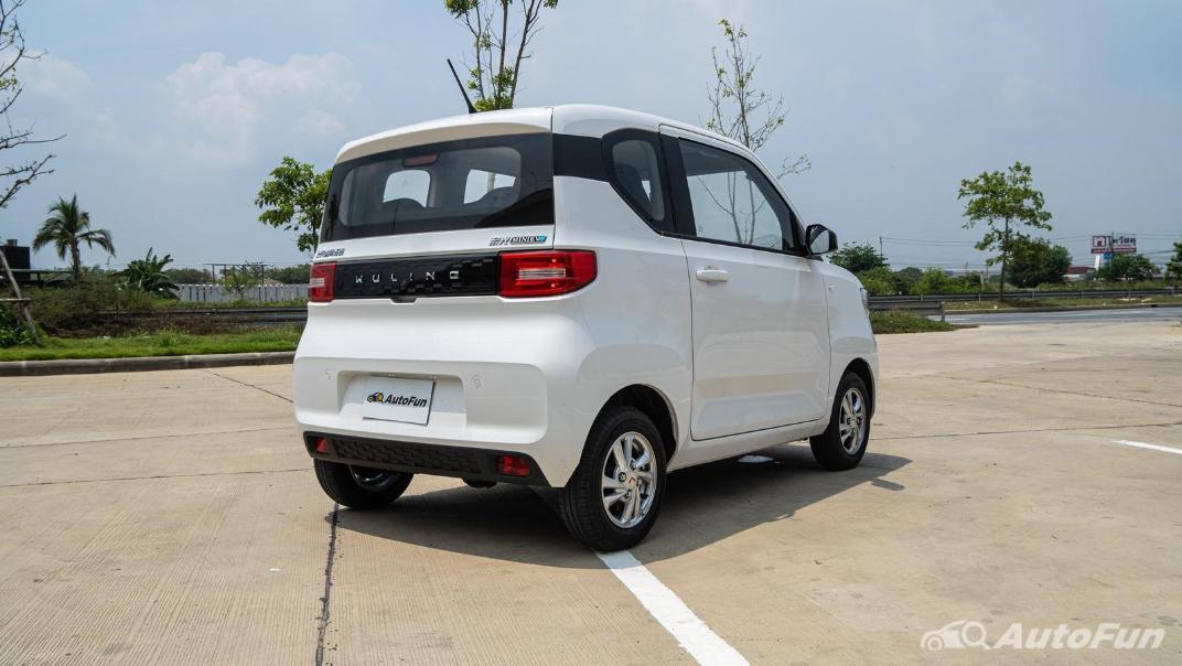 2020 Wuling Mini EV Exterior 005
