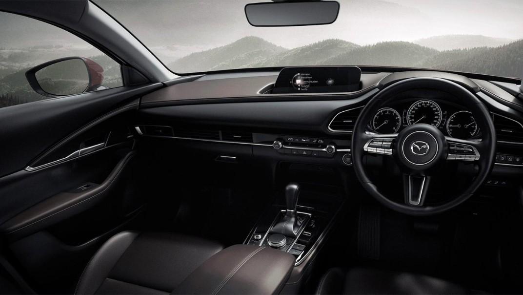 Mazda CX-30 2020 Interior 001