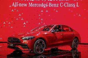 2022 Mercedes-Benz C-Class L ยาวขึ้น สบายกว่าเดิม ฟัด BMW 330 Li
