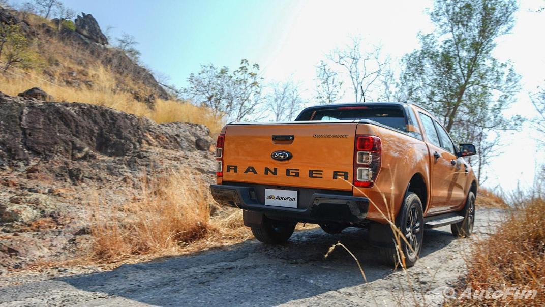 2020 Ford Ranger Double Cab 2.0L Turbo Wildtrak Hi-Rider 10AT Exterior 051