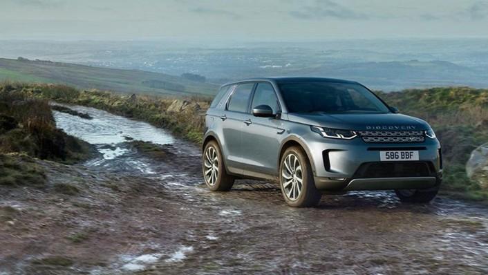Land Rover Discovery Sport 2020 Exterior 005