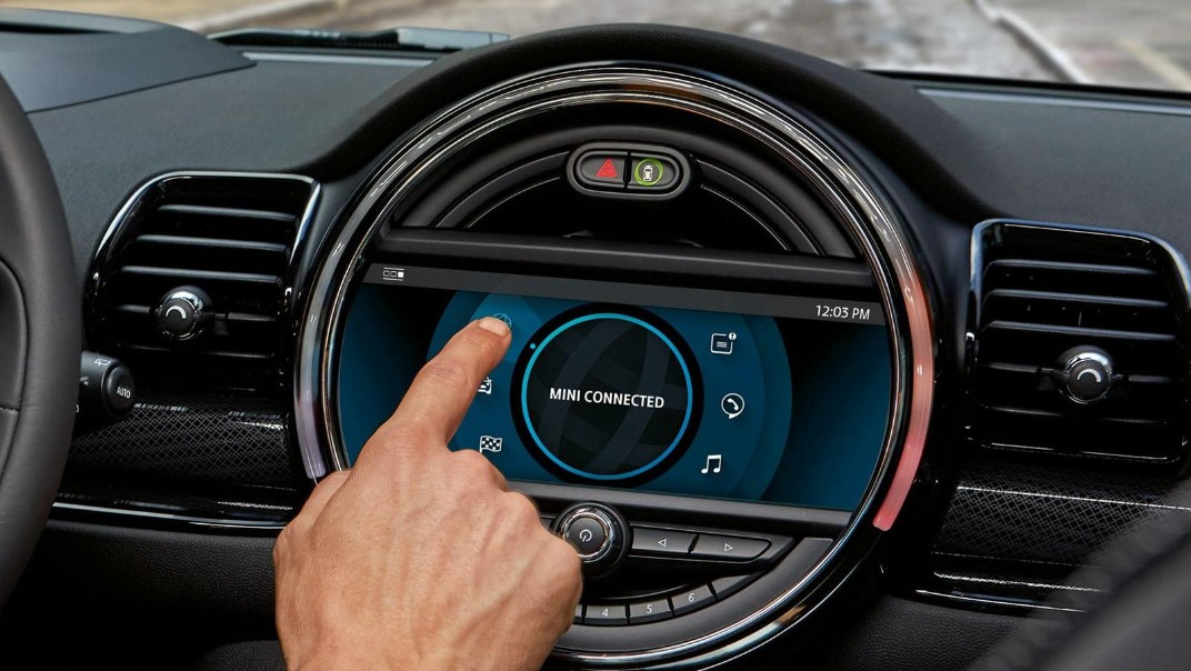 Mini Clubman 2020 Interior 004
