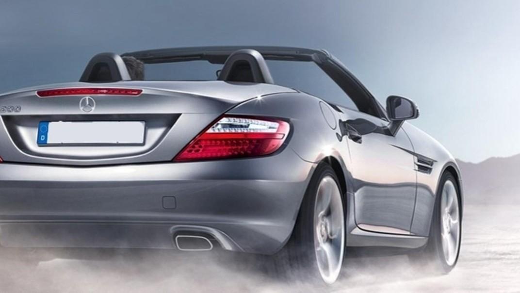 Mercedes-Benz SLK-Class 2020 Exterior 004