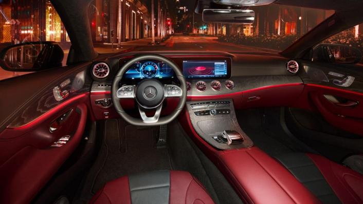 Mercedes-Benz CLS-Class Coupe 2020 Interior 001