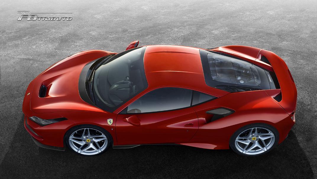 2020 Ferrari F8 Tributo 3.9 V8 Exterior 004