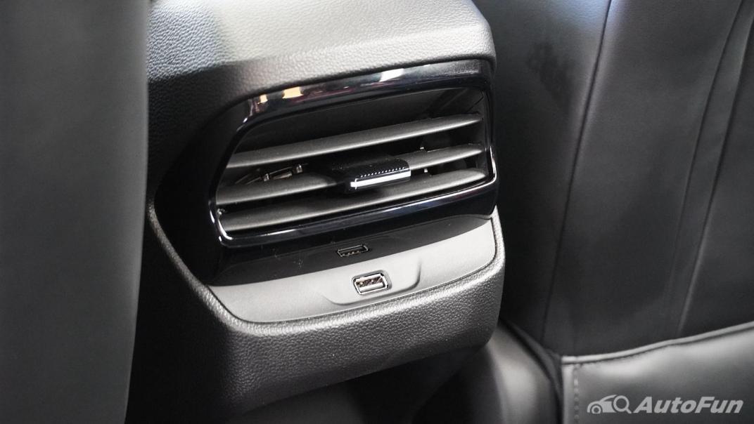 2021 MG 5 Upcoming Version Interior 017