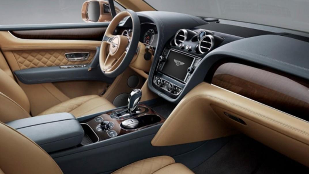 Bentley Bentayga 2020 Interior 001