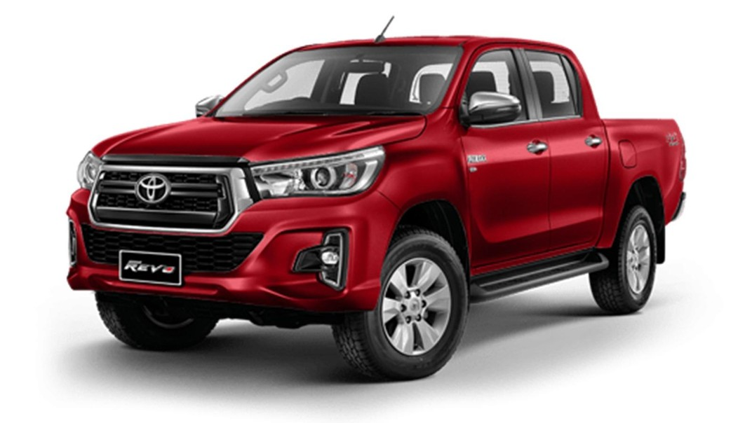Toyota Hilux Revo Double Cab Public 2020 Others 005