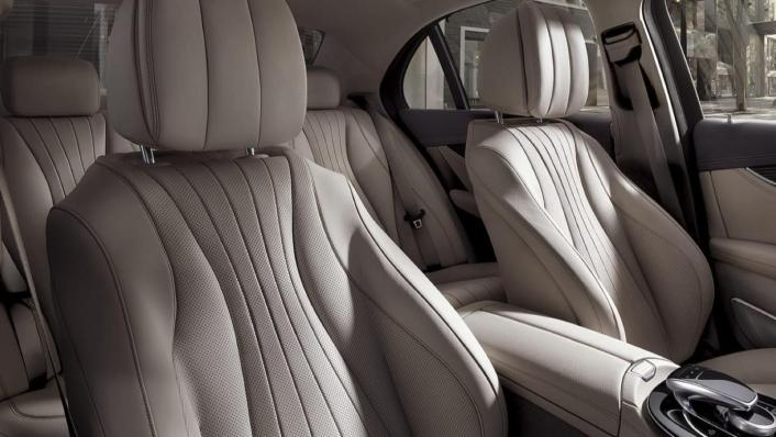 Mercedes-Benz E-Class Saloon Public 2020 Interior 004