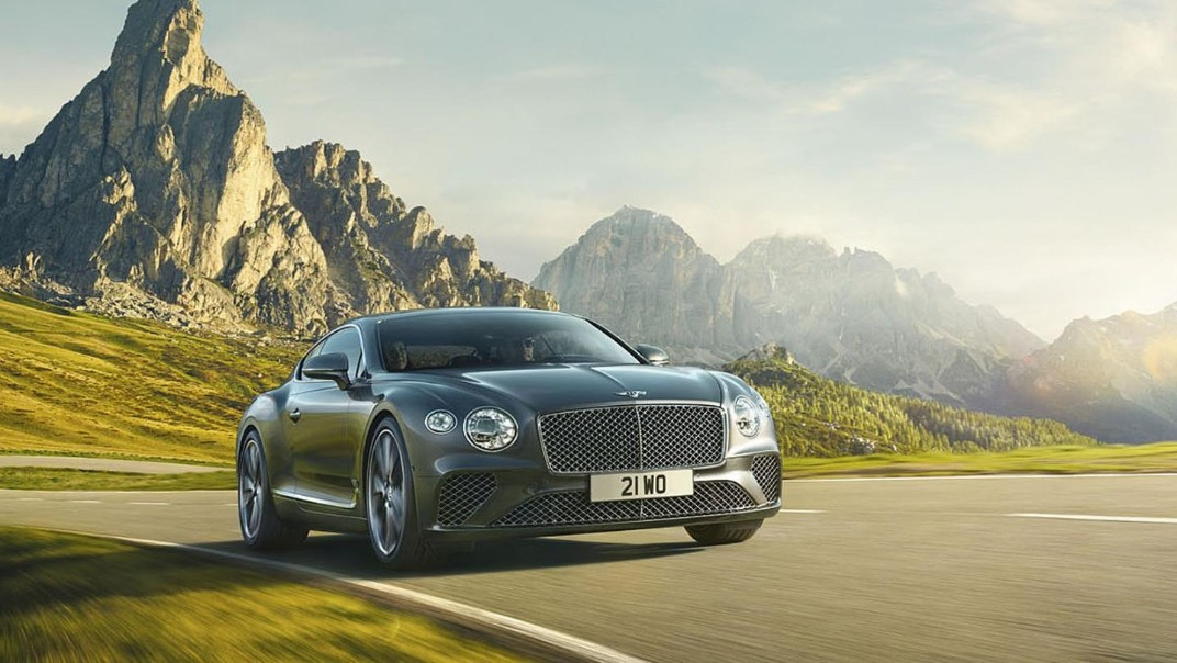 Bentley Continental-GT Public 2020 Exterior 002