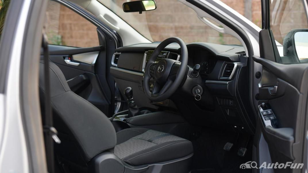 2021 Mazda BT-50 Pro Freestyle Cab 1.9 S Hi-Racer Interior 012
