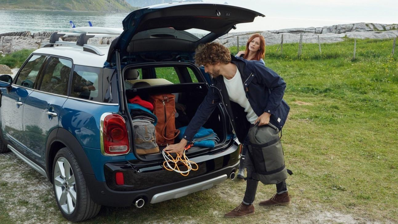 Mini Countryman 2020 Exterior 002