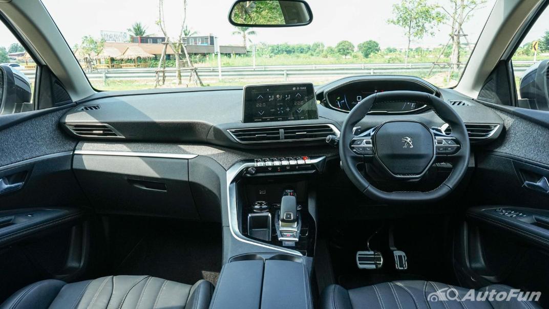 2020 Peugeot 5008 1.6 Allure Interior 001