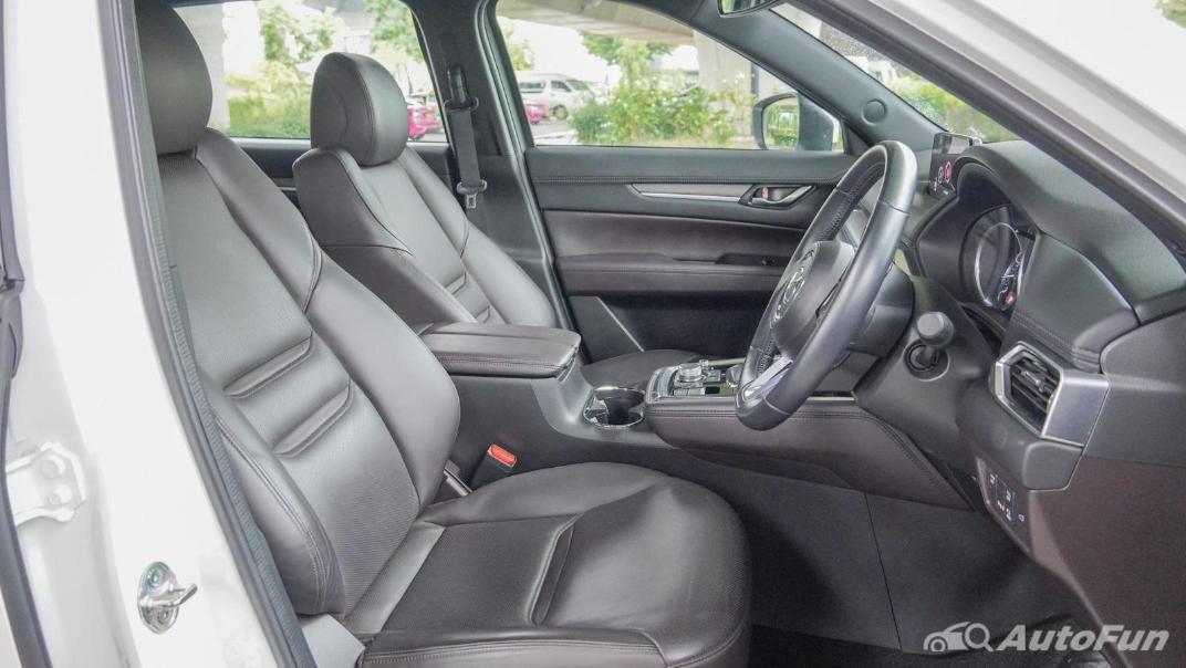 2020 Mazda CX-8 2.5 Skyactiv-G SP Interior 031