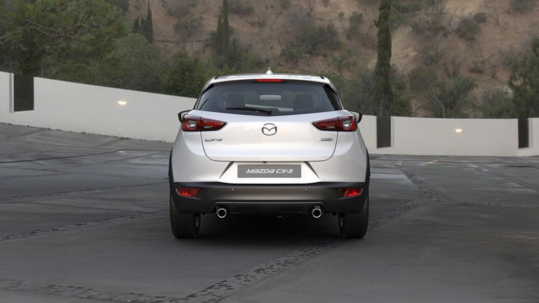Mazda CX-3 2020 Exterior 007