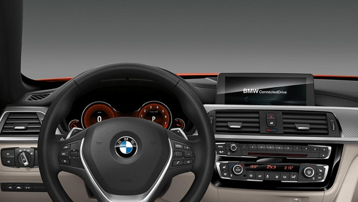 BMW 4-Series-Convertible Public 2020 Interior 003