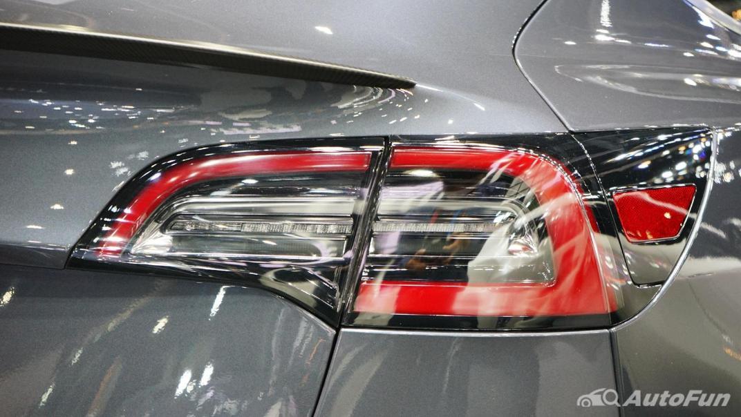 2021 Tesla Model 3 Performance Exterior 006