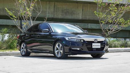 2021 Honda Accord Hybrid Tech ราคารถ, รีวิว, สเปค, รูปภาพรถในประเทศไทย | AutoFun
