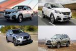 แบงค์บอกต่อ Peugeot ใจดีออกรถแถมฟรี iPhone และ Subaru ดอกเบี้ย 0%