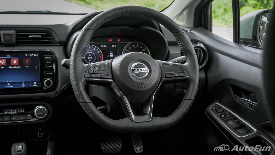 2021 Nissan Almera 1.0L Turbo V Sportech CVT Interior 002