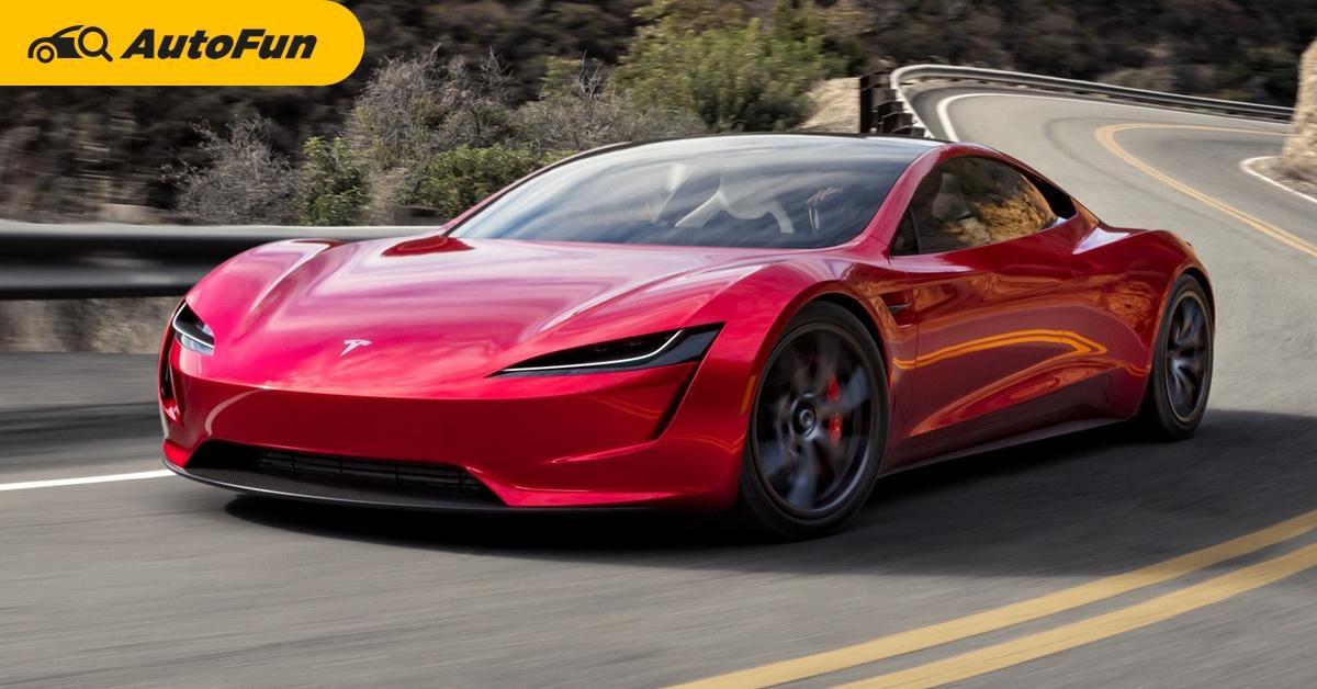 ทำไม 2022 Tesla Roadster ที่เร่งจาก 0-96 กม./ชม. ได้ใน 1.1 วินาที จึงเป็นอันตรายต่อชีวิต  รถบ้านทำได้ไหม 01