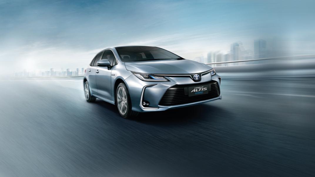 Toyota Corolla Altis 2021 Exterior 024