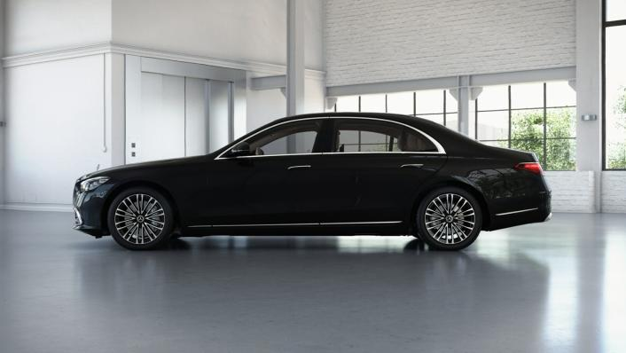 2021 Mercedes-Benz S-Class S 350 d Exclusive Exterior 008