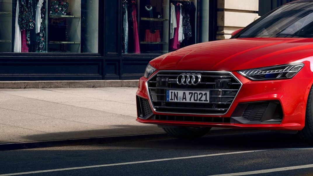 Audi A7 Sportback Public 2020 Exterior 003