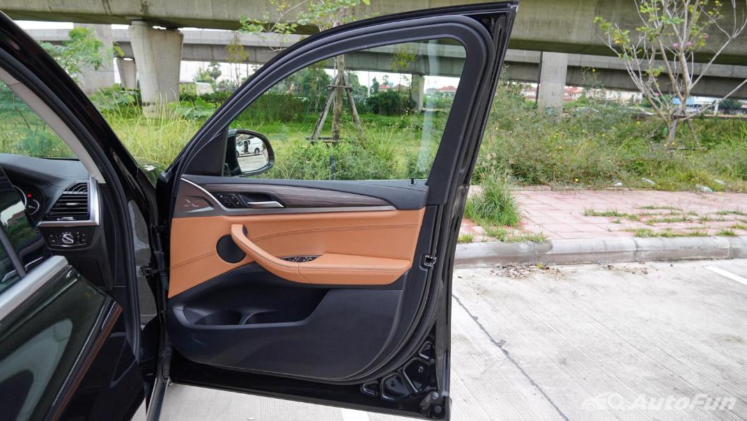 2020 BMW X3 2.0 xDrive20d M Sport Interior 068
