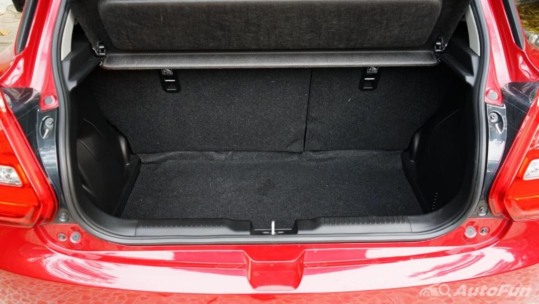 2020 Suzuki Swift 1.2 GL CVT Interior 018