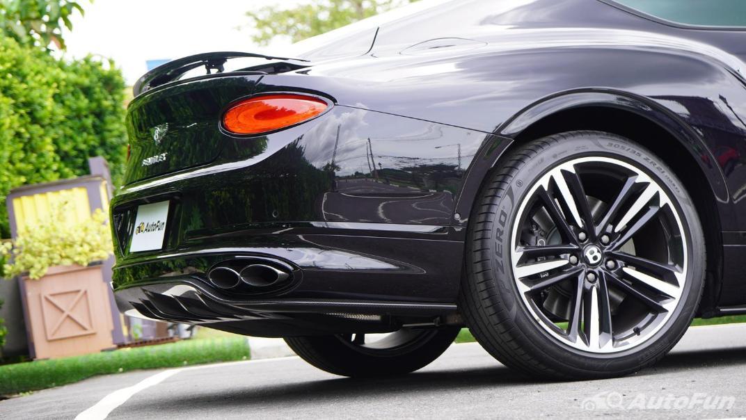 2020 Bentley Continental-GT 4.0 V8 Exterior 048
