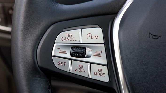 2021 BMW iX3 M Sport Interior 008