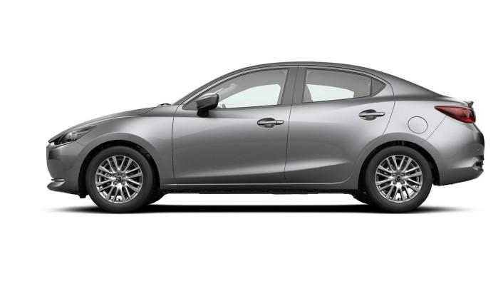 Mazda 2 Sedan 2020 Exterior 004
