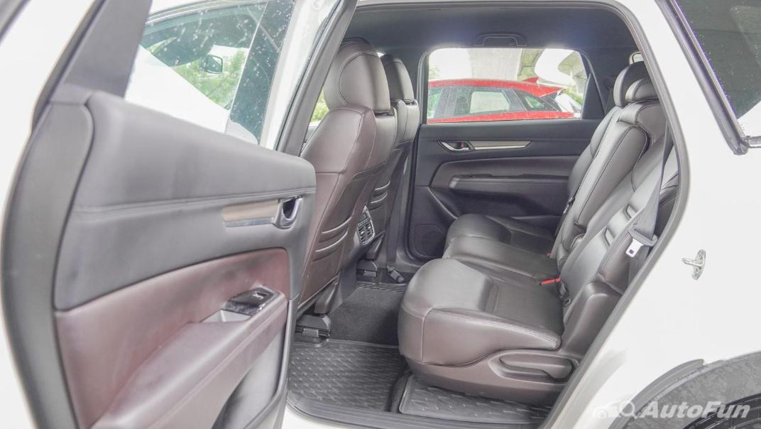 2020 2.5 Mazda CX-8 Skyactiv-G SP Interior 042