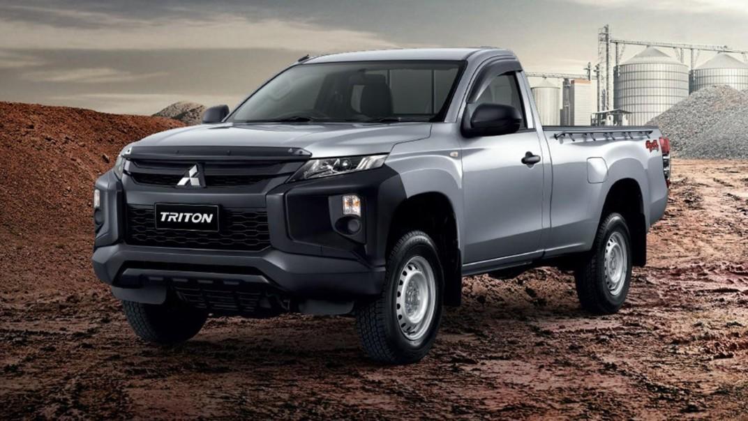 Mitsubishi Triton 2020 Exterior 016
