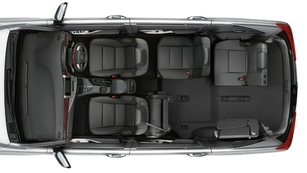 2021 Toyota Innova Crysta Interior 017