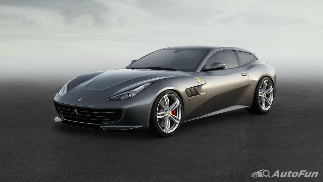 2020 Ferrari GTC4Lusso 6.2 V12 Exterior 005