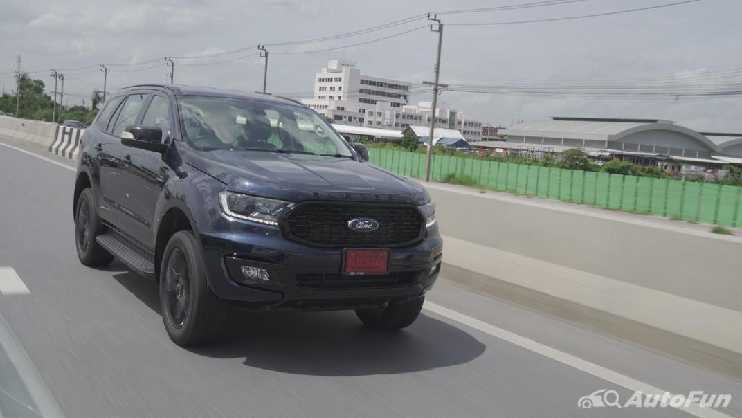 2021 Ford Everest 2.0L Turbo Titanium 4x2 10AT - SPORT Exterior 042