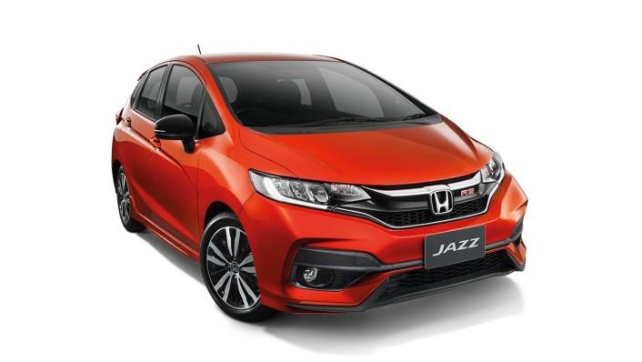 Honda Jazz 2020 Exterior 002