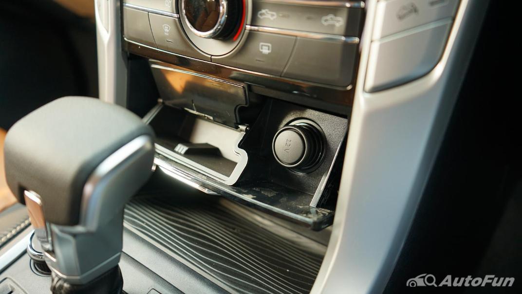 2021 MG Extender Interior 010