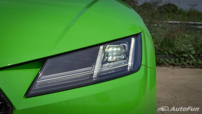 2021 Audi TT Coupé 45 TFSI quattro S line Exterior 009
