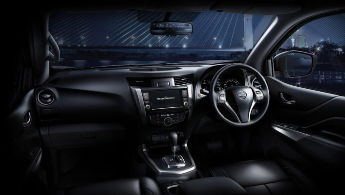 Nissan Navara Public 2020 Interior 001