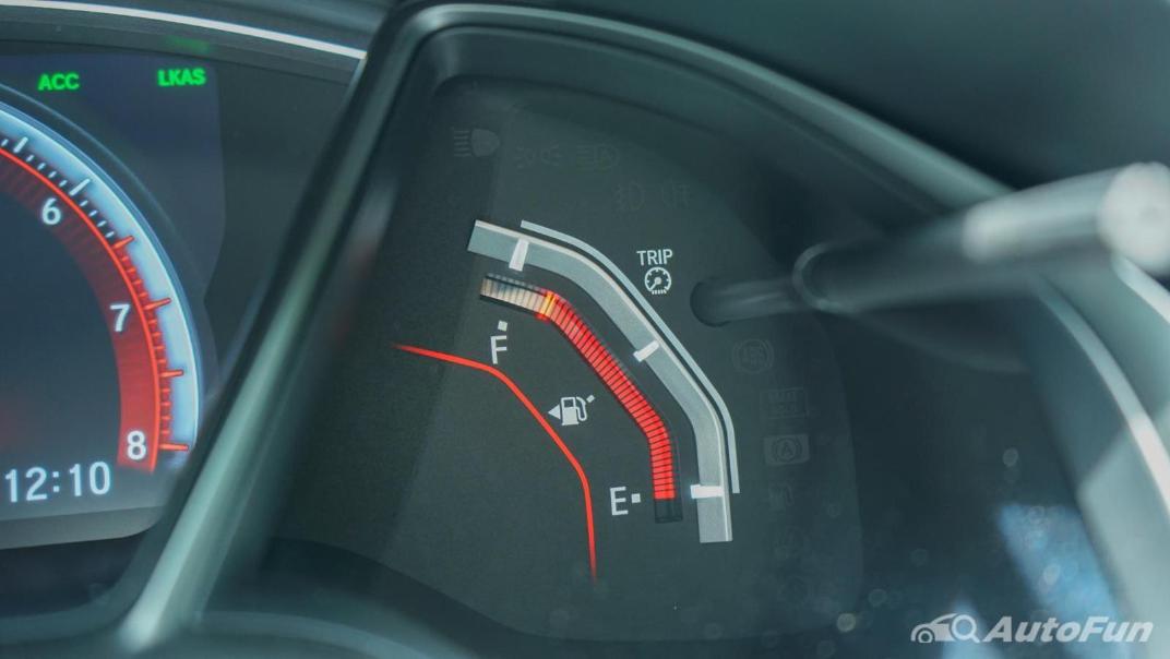 2020 Honda Civic 1.5 Turbo RS Interior 072