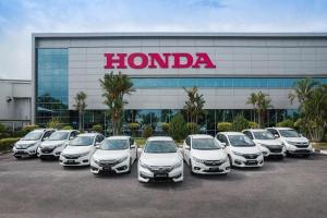 Honda เปิดโรงงานประกอบแบตเตอรี่รถยนต์ไฮบริดรองรับ 2020 Honda City RS