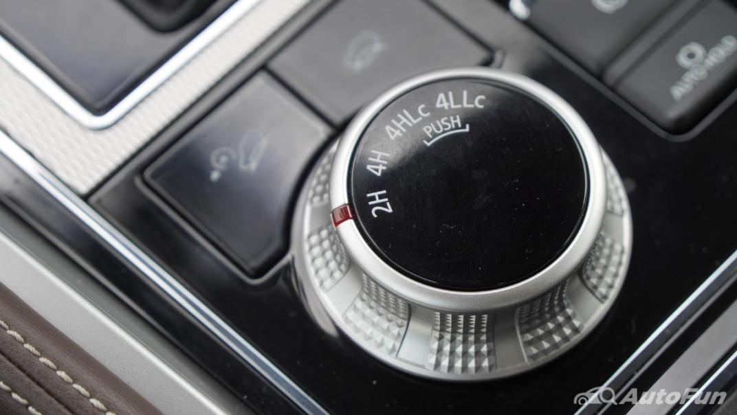 2020 Mitsubishi Pajero Sport 2.4D GT Premium 4WD Elite Edition Interior 030