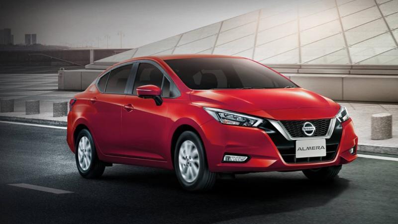 เพราะอะไร 2021 Nissan Almera ยอดขายดีขึ้นแซง Toyota Yaris Ativ ดูดท้าย Honda City! 02