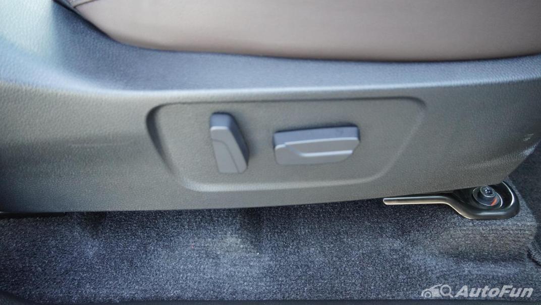 Mazda BT-50 Pro 2021 Interior 025